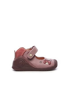 BIOMECANICS Bıomecanıcs Çocuk Deri Bebe Babet Ayakkabı